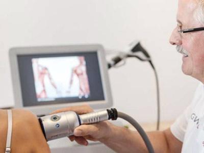 Stoßwellentherapie | GWZ Bayreuth