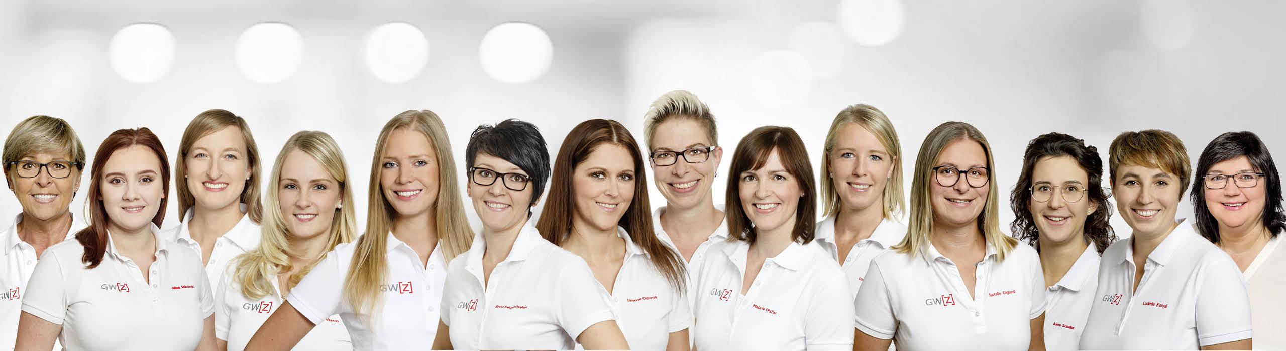 Slider Teambild Praxis |GWZ Bayreuth